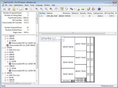 OptiCut Pro-PP 5.25 Multilingual
