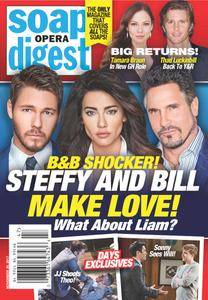 Soap Opera Digest - November 20, 2017