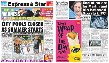 Express and Star City Edition – June 29, 2019