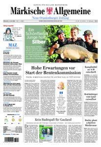 Neue Oranienburger Zeitung - 06. Juni 2018