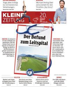 Kleine Zeitung Steiermark - 20 August 2019