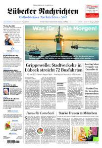 Lübecker Nachrichten Ostholstein Süd - 16. Februar 2019
