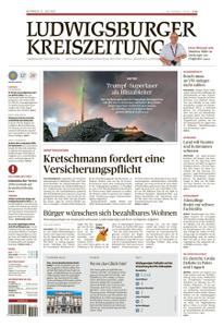 Ludwigsburger Kreiszeitung LKZ - 21 Juli 2021