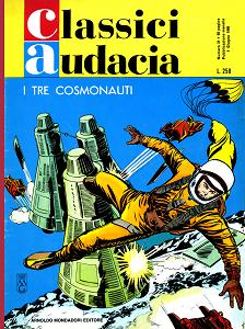 Classici Audacia - Volume 31 - Dan Cooper - I Tre Astronauti