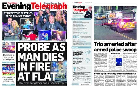 Evening Telegraph First Edition – November 19, 2018