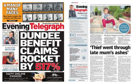 Evening Telegraph Late Edition – May 20, 2020