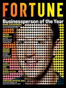 Fortune USA - December 01, 2016