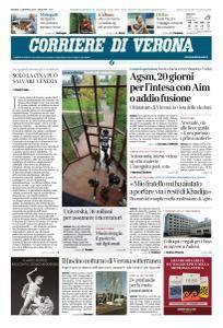 Corriere di Verona - 11 Gennaio 2018