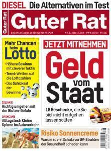 Guter Rat - August 2018