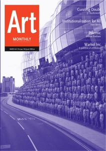 Art Monthly - March 2006   No 294