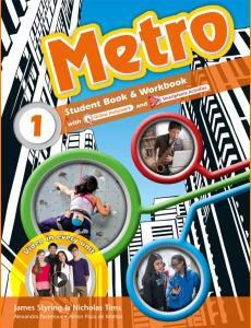 ENGLISH COURSE • Metro Level 1 (2017)
