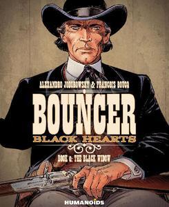Humanoids-Bouncer Vol 06 The Black Widow 2021 Hybrid Comic eBook
