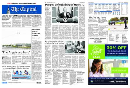The Capital – May 21, 2020