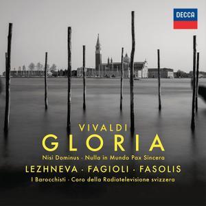 Diego Fasolis, I Barocchisti, Coro della Radiotelevisione Svizzera - Vivaldi: Gloria, Nisi Dominus, Nulla in mundo pax (2018)