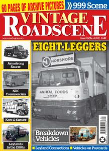 Vintage Roadscene - Issue 256 - March 2021