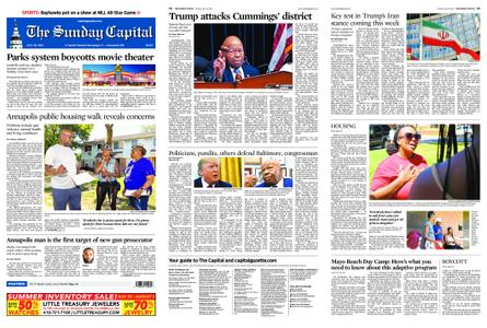 The Capital – July 28, 2019