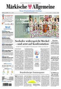 Neue Oranienburger Zeitung - 02. Juli 2018