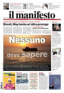 il Manifesto - 3 Aprile 2019