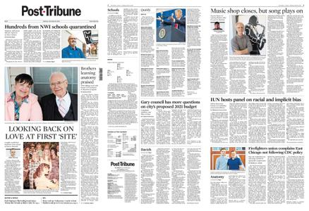 Post-Tribune – October 19, 2020