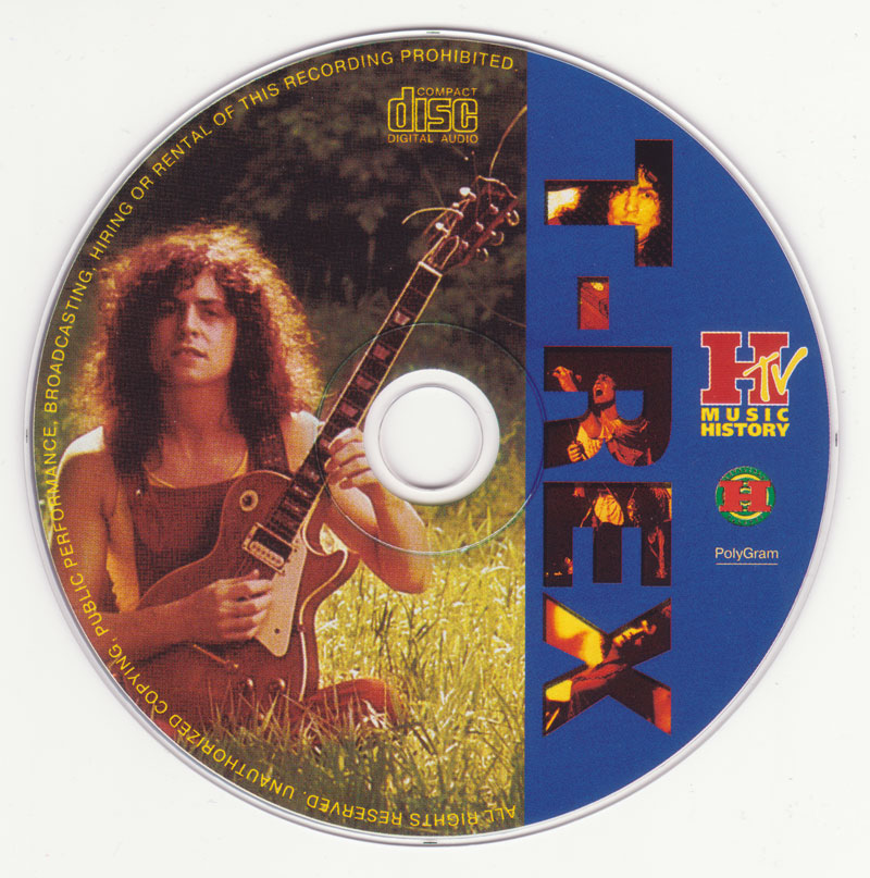 T.Rex - HTV Music History (2001)