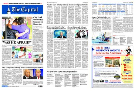 The Capital – July 29, 2019
