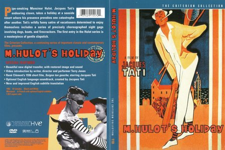 M. Hulot's Holiday (1953) (The Criterion Collection) [DVD5]