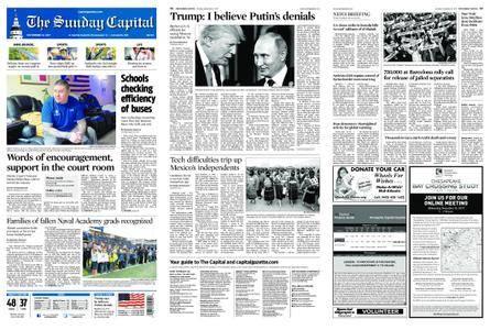 The Capital – November 12, 2017
