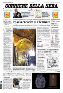 Corriere della Sera – 31 ottobre 2018