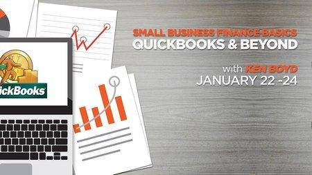 Small Business Finance Basics: QuickBooks and Beyond [repost]