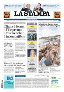 La Stampa Torino Provincia e Canavese - 31 Ottobre 2018