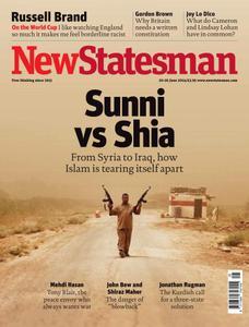 New Statesman - 20 - 26 June 2014