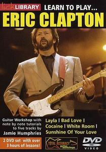 Lick Library - Learn to play Eric Clapton