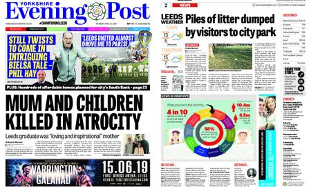 Yorkshire Evening Post – April 25, 2019
