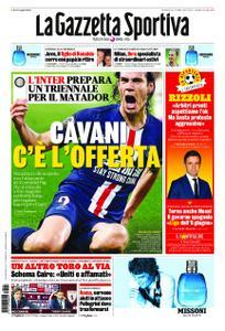La Gazzetta dello Sport Roma – 24 maggio 2020