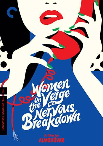Women on the Verge of a Nervous Breakdown / Mujeres al borde de un ataque de nervios (1988)