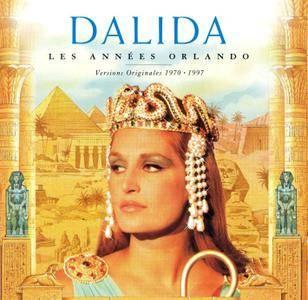 Dalida - Les Annees Orlando, Versions Originales 1970-1997 (1997) 2CDs [Re-Up]