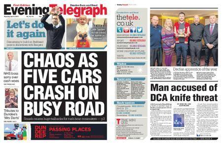 Evening Telegraph First Edition – April 05, 2018