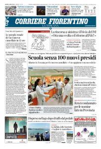 Corriere Fiorentino La Toscana – 04 luglio 2019