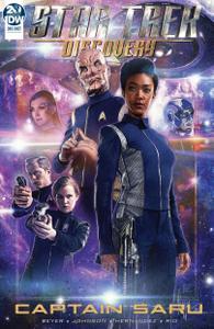 Star Trek-Discovery-Captain Saru 2019 digital The Seeker