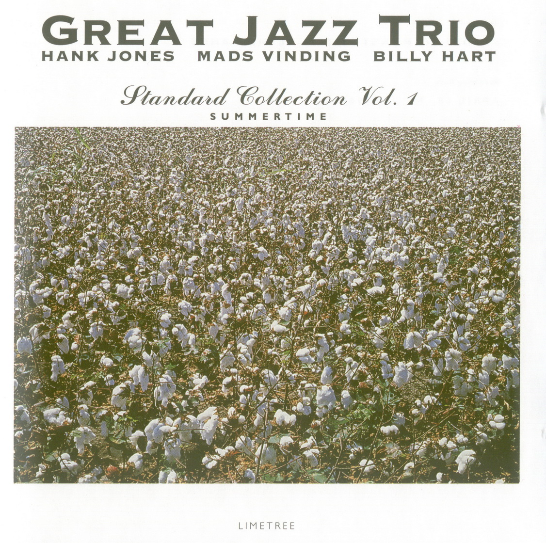 Great Jazz Trio - Standard Collection Vol.1: Summertime (1988)