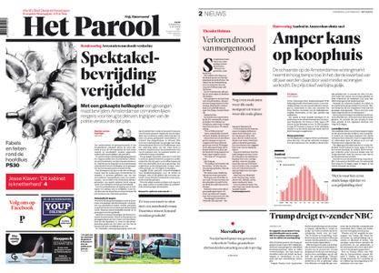 Het Parool – 12 oktober 2017