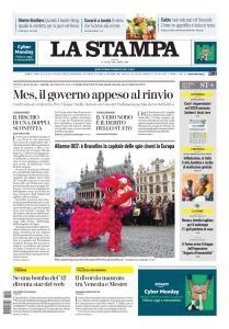La Stampa Imperia e Sanremo - 2 Dicembre 2019