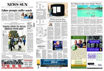 Lake County News-Sun – October 11, 2018