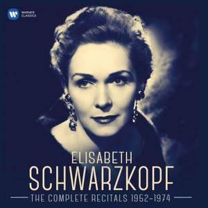 Elisabeth Schwarzkopf – The Complete Recitals 1952-1974: Box Set 31CDs (2015) Re-up