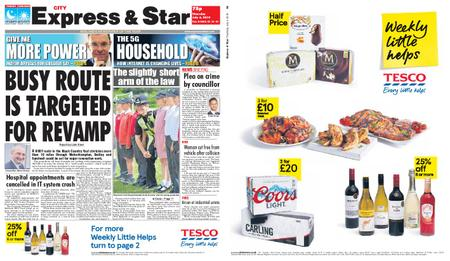 Express and Star City Edition – July 04, 2019