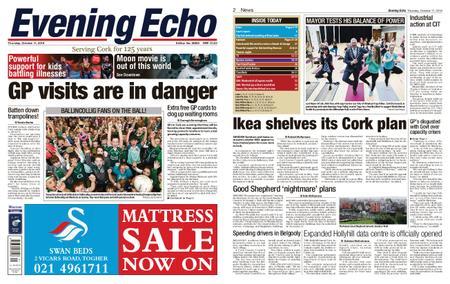 Evening Echo – October 11, 2018