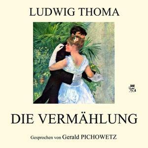 «Die Vermählung» by Ludwig Thoma