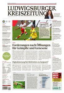 Ludwigsburger Kreiszeitung LKZ - 26 April 2021