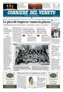 Corriere del Veneto Padova e Rovigo – 24 novembre 2018