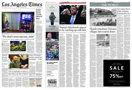 Los Angeles Times – December 17, 2018